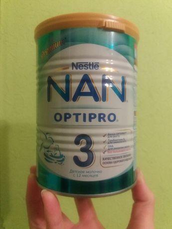 Смесь NAN 3 optipro 400 г