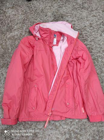 Куртка демисезонная весна-осень теплая зима лыжная Trespass