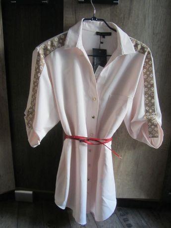 Damska bluzka/koszula/tunika rozm. 40