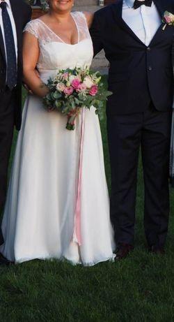 Suknia ślubna Bohema