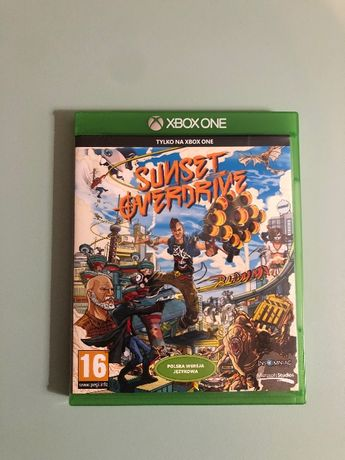Gra Sunset Overdrive na Xbox One