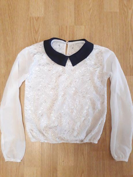 Блуза в школу 6-8 років