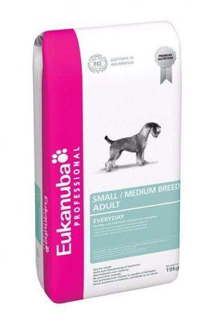 Eukanuba EveryDay Small e Medium Breed 18kg
