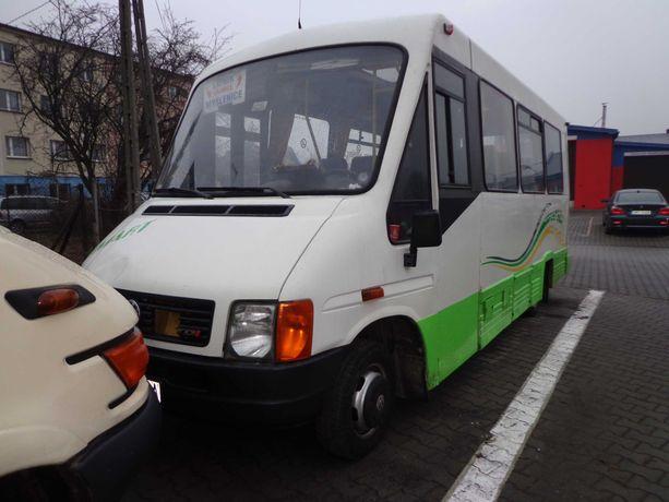 VW LT 46 autobus 24+8 miejsc