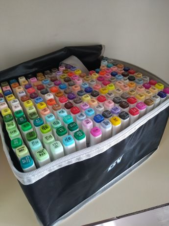 Скетч маркери Скетч маркеры 168 60 48 36  кольори БезкоштДоставка УП