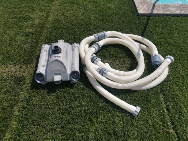 Robot piscina marca Intex ou GRE + 7 metros tubo