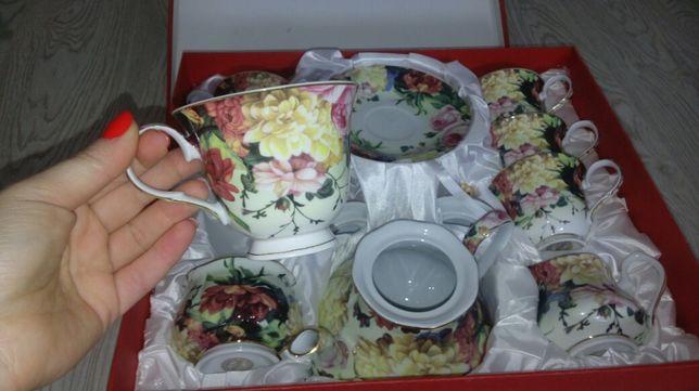 Подарочный чайный сервиз