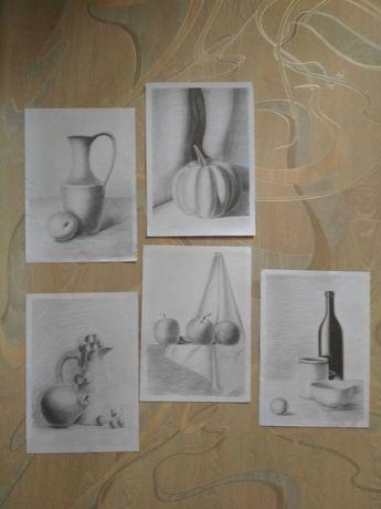 Рисунок, академический рисунок, графика