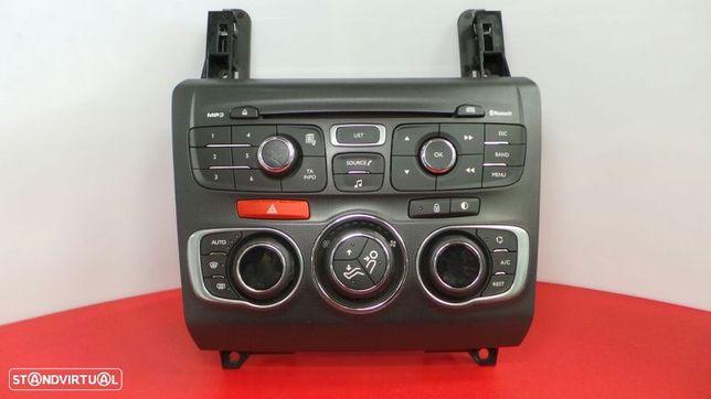 Painel De Controle Do Radio Citroën Ds4