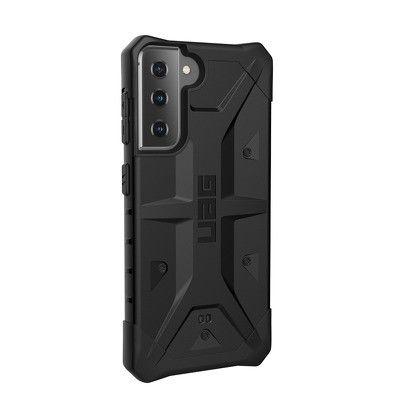 Capa Rígida/Semi Rígida Traseira ( Uag ) Urban Gear Pathfinder Samsung S21 Czarny