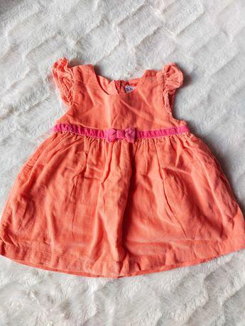 5.10.15. sukienka niemowlęca 62