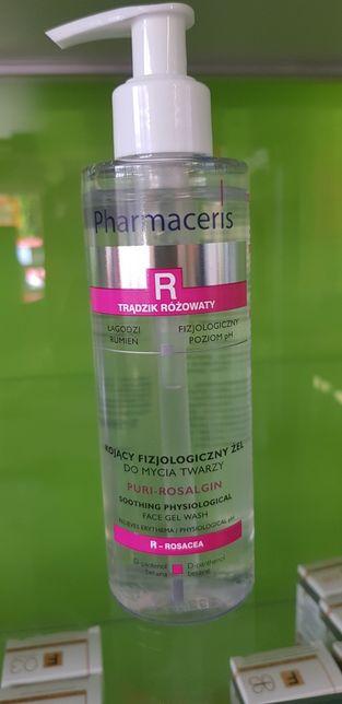Pharmaceris R Puri Rosalgin żel Trądzik różowaty