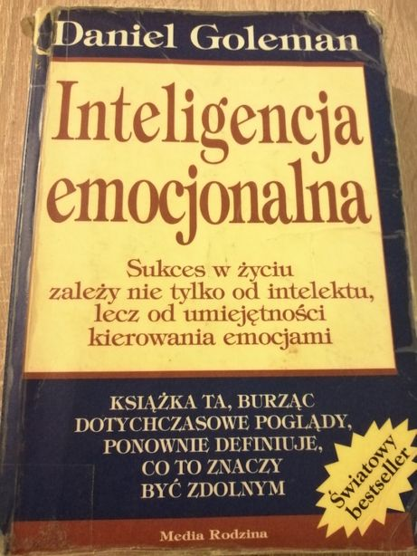 Inteligencja emocjonalna D. Goleman