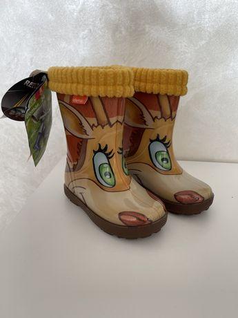 Резиновые сапоги детские/ резинові чоботи