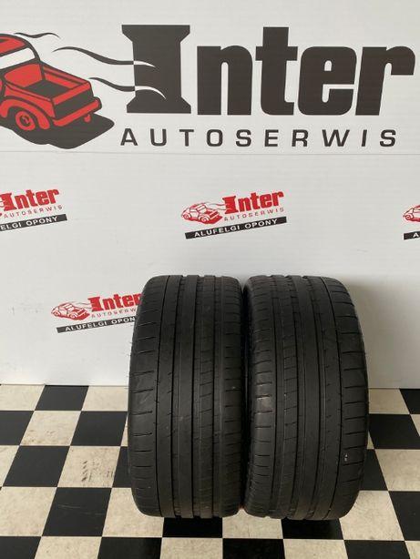 Opony Michelin Pilot Super Sport 265/35R19