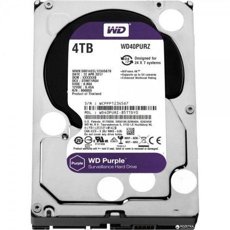 HDD WD Purple 4TB