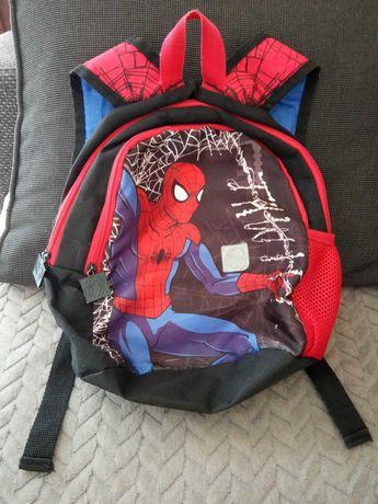 Plecak chłopięcy Spiderman