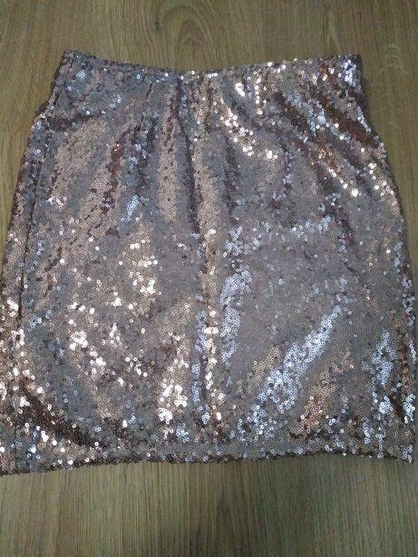 Красивая, Нарядная юбка для девочки 12-13 лет