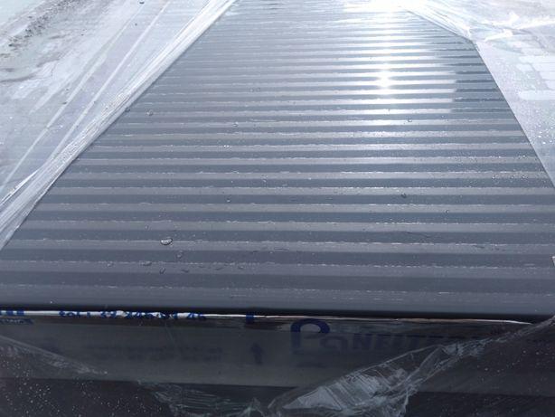 Płyta warstwowa gr. 100 mm ścienna pianka PIR Grafit
