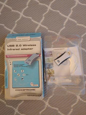 Adaptador Wireless USB2.0 - EZ Connect g (SMCWUSB-G)