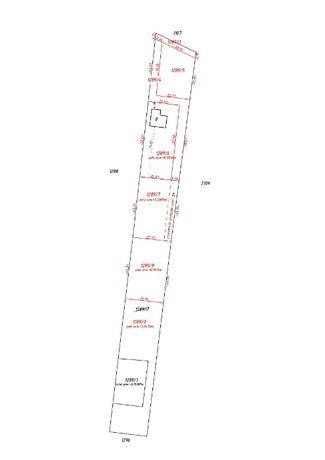 Sprzedam działkę rolno budowlaną o powierzchni 12ar, 1200mk