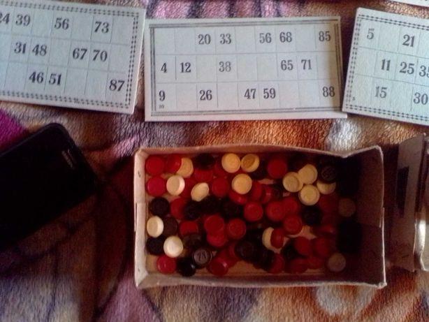 Лото - игра изобретенная в Генуе Италия  1530 г. Почти 500 лет играют!