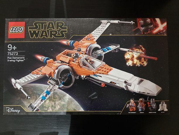 LEGO 75273 Star Wars - X-Wing Fighter de Poe Dameron (Novo e Selado)