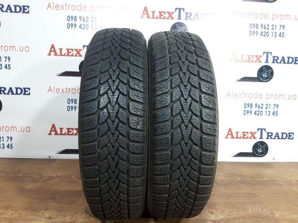 155/65 R14 Dunlop Winter Response 2 зимние бу шины