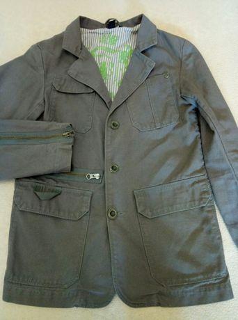Пиджак H&M 10-11лет