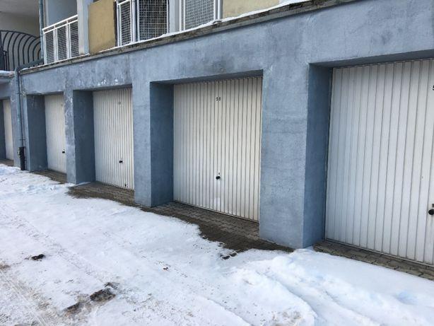 Garaż ul.Sucharskiego Olsztyn Osiedle Generałów