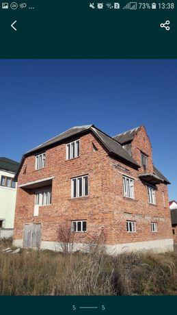 Продам незавершене будівництво в м. Жидачів, район Запереїзд.