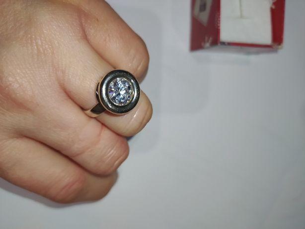 pierścionek z cyrkonią srebro pr 0,925 71zł