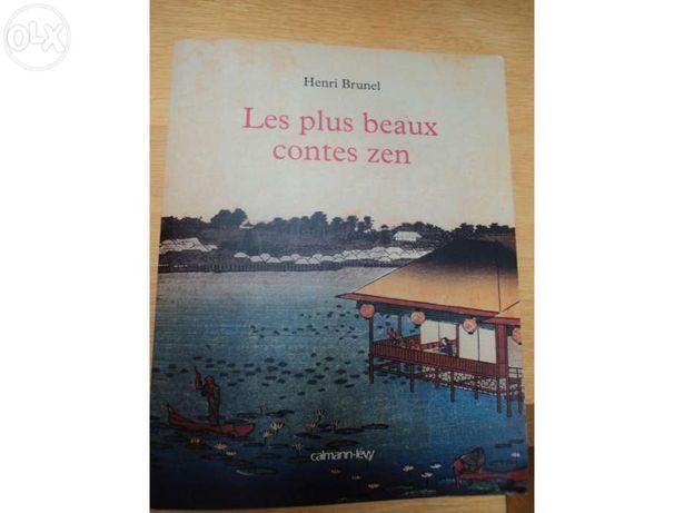 Livro -  Les plus beaux contes zen - Henri Brunel