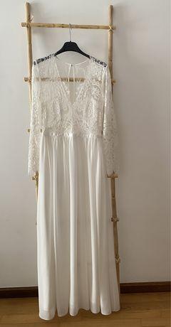Vestido de noiva H&M