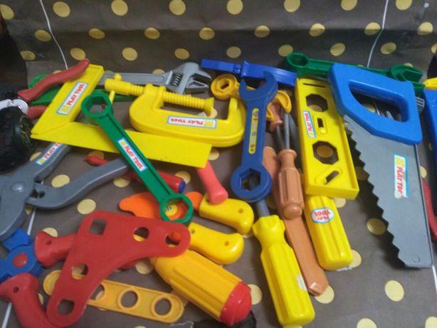 Игровой набор инструментов, 28 шт.