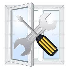 Ремонт окон, замена фурнитуры, стеклопакетов.