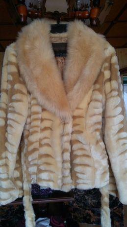 Piękne futerko na zimę