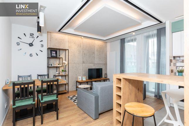 Mieszkanie 41 m2 z osobną sypialnią przy ul. Cystersów 20