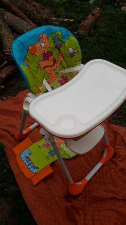 Деткий стульчик для кормления  чико