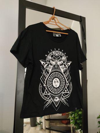 Świetna koszulka t-shirt Killstar rock metal punk gothic S/M ćma