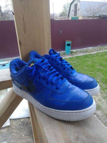 Nike Air Force синие