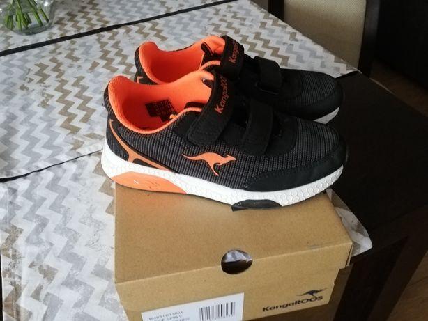 Adidasy chłopięce Kangaroos rozmiar 33
