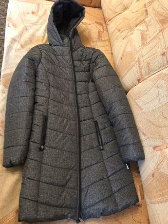 Новое утепленное пальто LeeCooper еврозима, синтепон. Размер 10.