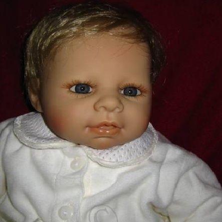 Коллекционная кукла Happy Bettine Klemm MILLENIUMBABY, ZAPF CREATION