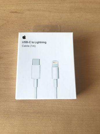Kabel USB typ C - Apple Lightning USB-c 1 m