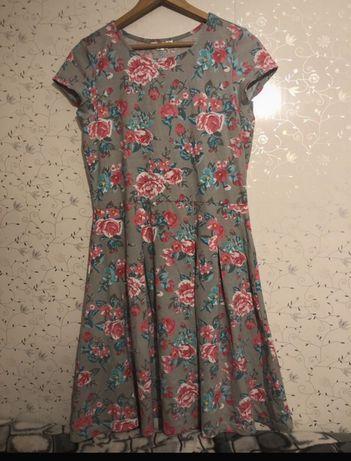 Dłuższa sukienka