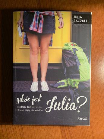 Książka Gdzie jest Julia?