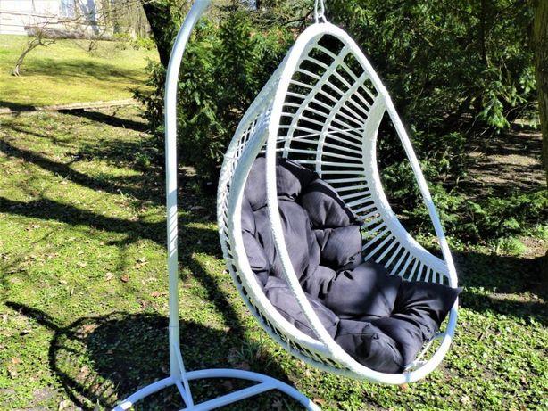 NOWOŚĆ - Fotel ogrodowy wiszący kokon BRICO A - dostawa 0zł