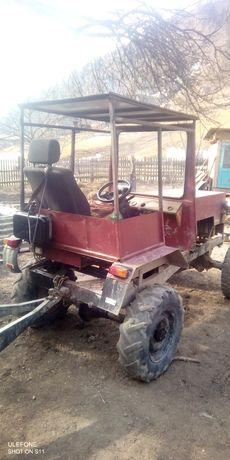 Продам або обмін саморобний трактор Дизель, обмін на легкове авто