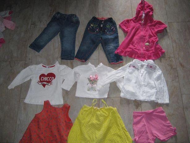 одежда для девочки на возраст 1,5 - 2 годика